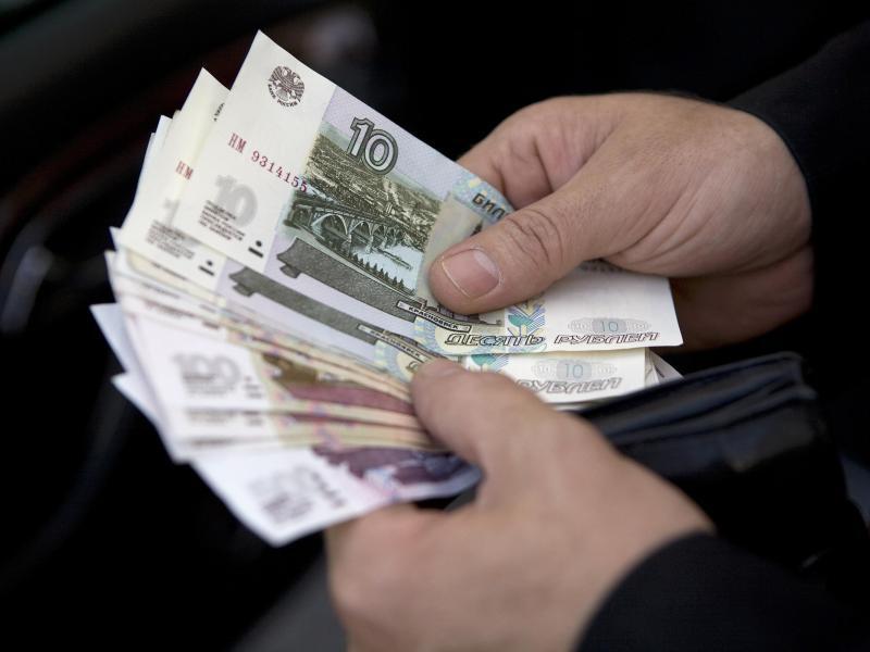 Bild zu Russische Rubel