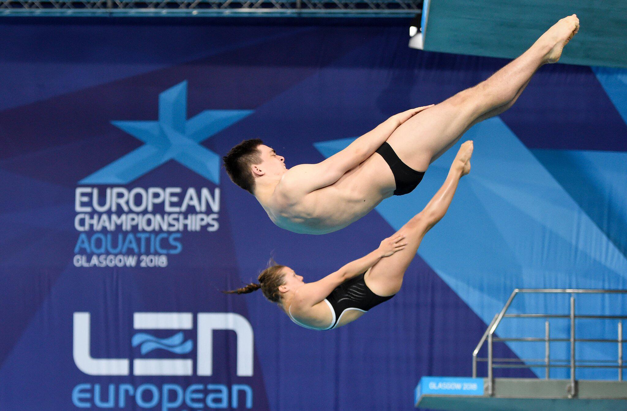 Bild zu European Championships - Wasserspringen
