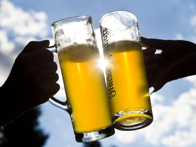 Bild zu Bier fern der Heimat