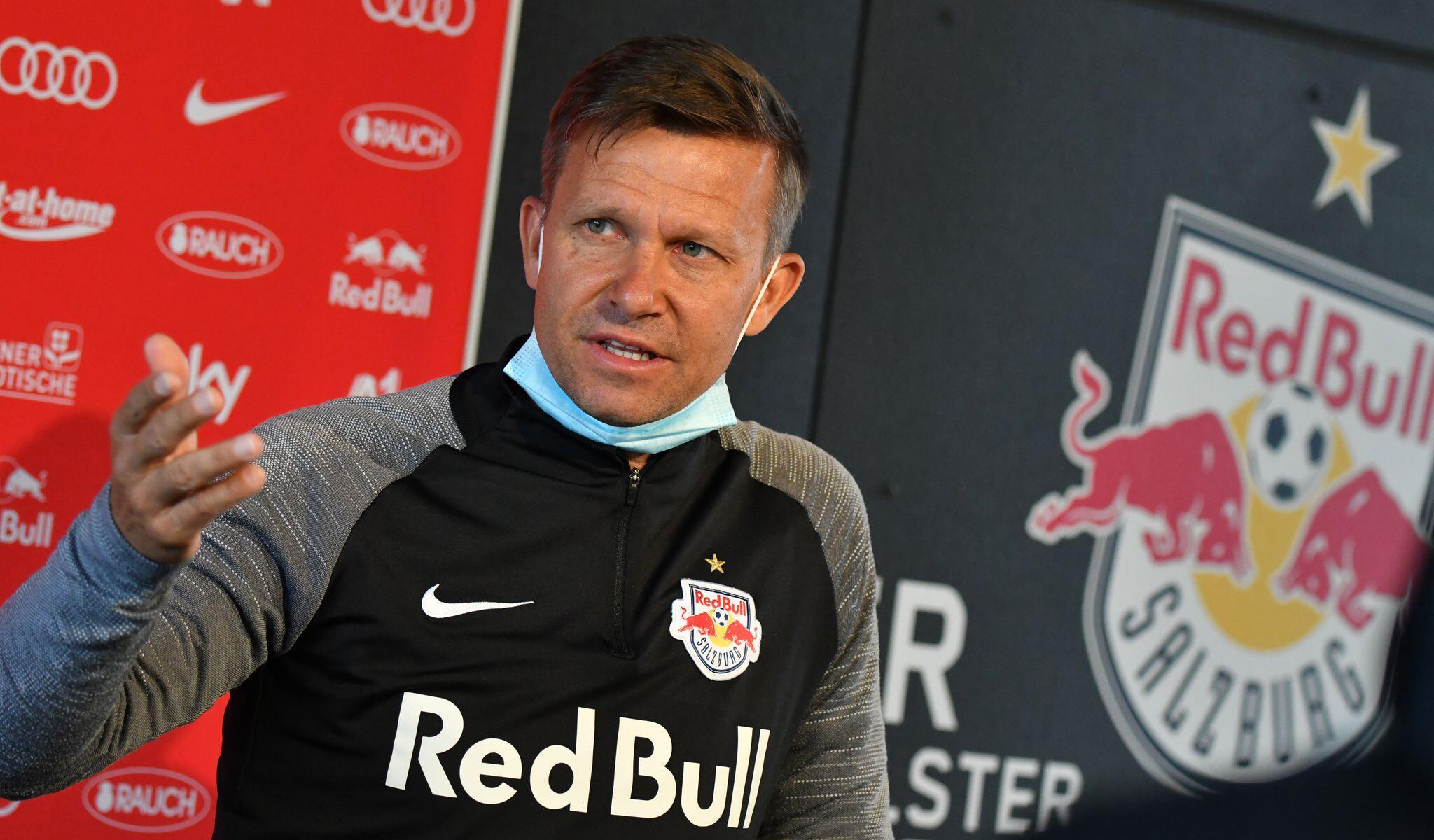Bild zu FC Red Bull Salzburg - Jesse Marsch