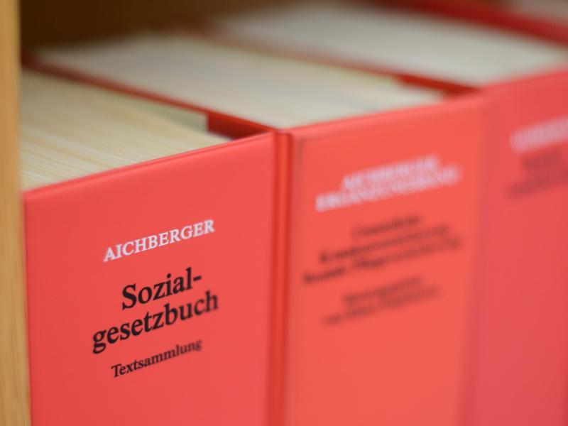 Bild zu Sozialgesetzbuch