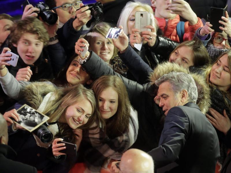 Bild zu 66. Berlinale - George Clooney