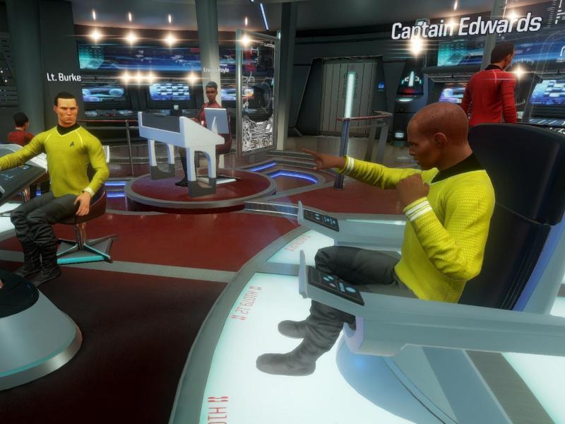 Bild zu «Star Trek:Bridge Crew»