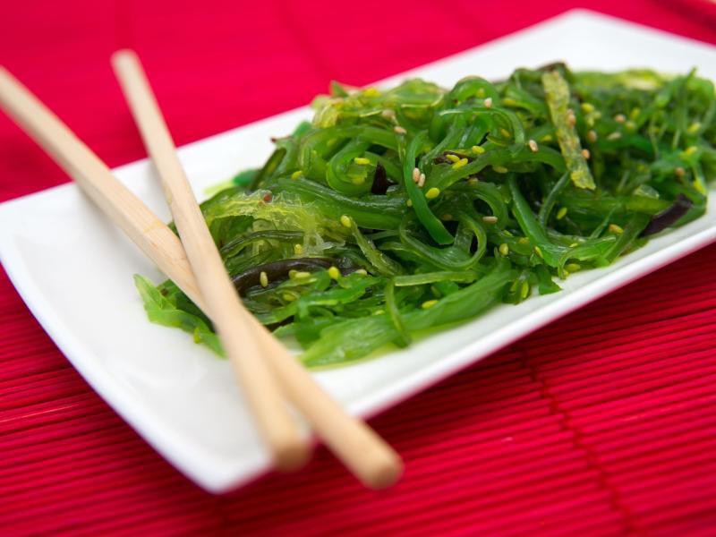 Bild zu Wakame-Salat