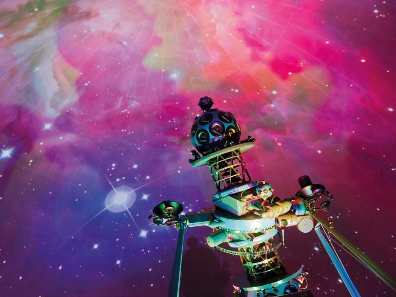 Bild zu Entdeckungsreise durchs Universum
