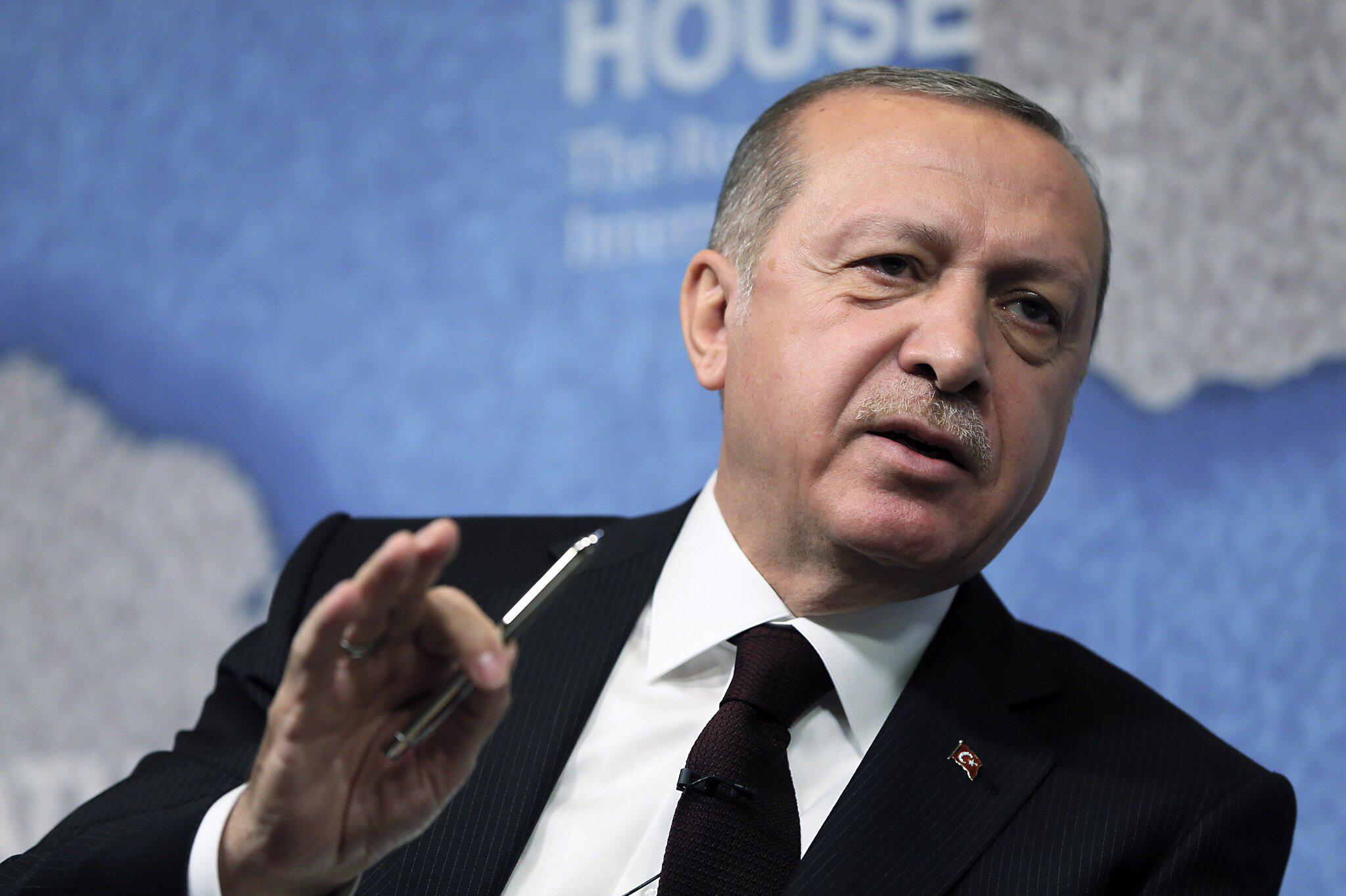 Bild zu Türkischer Präsident zu Besuch in London