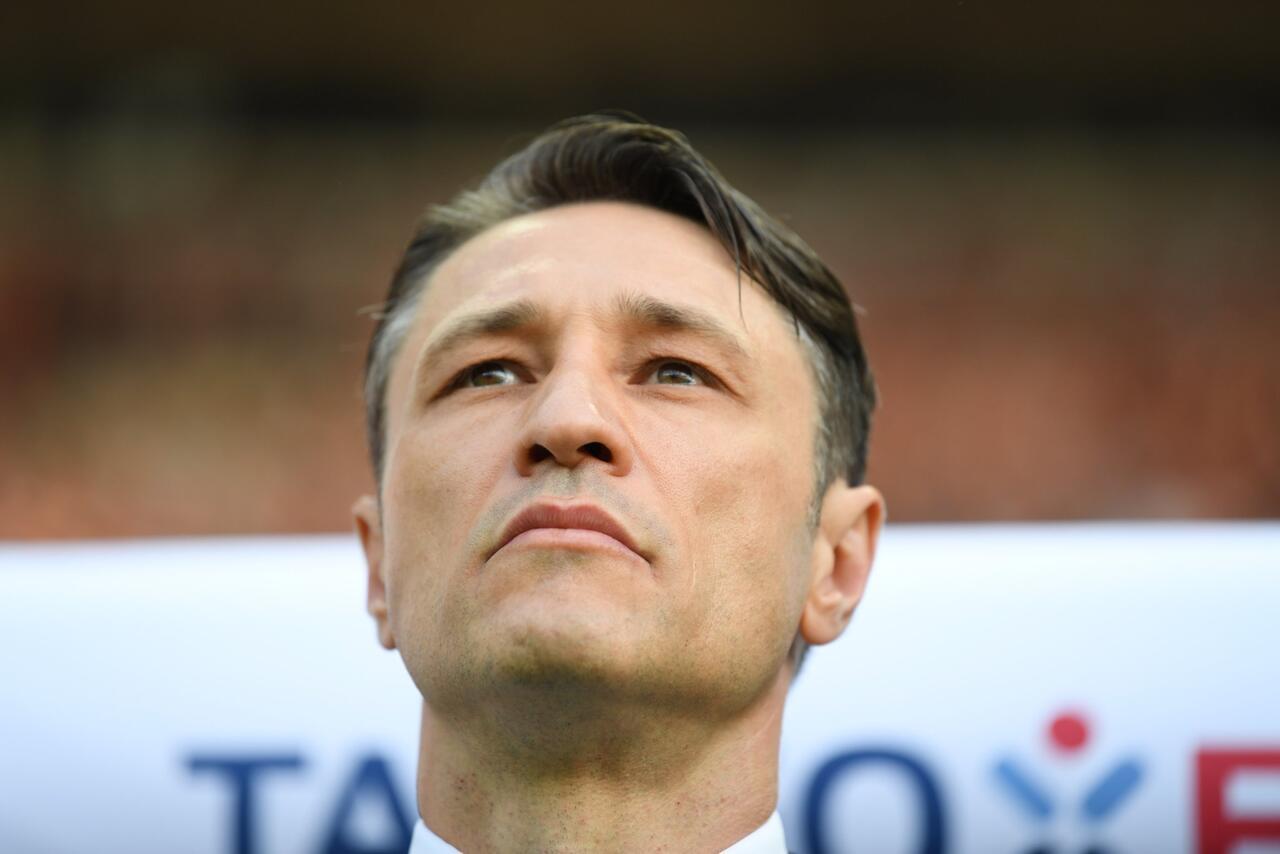 Bild zu Kovac bei Bayern München