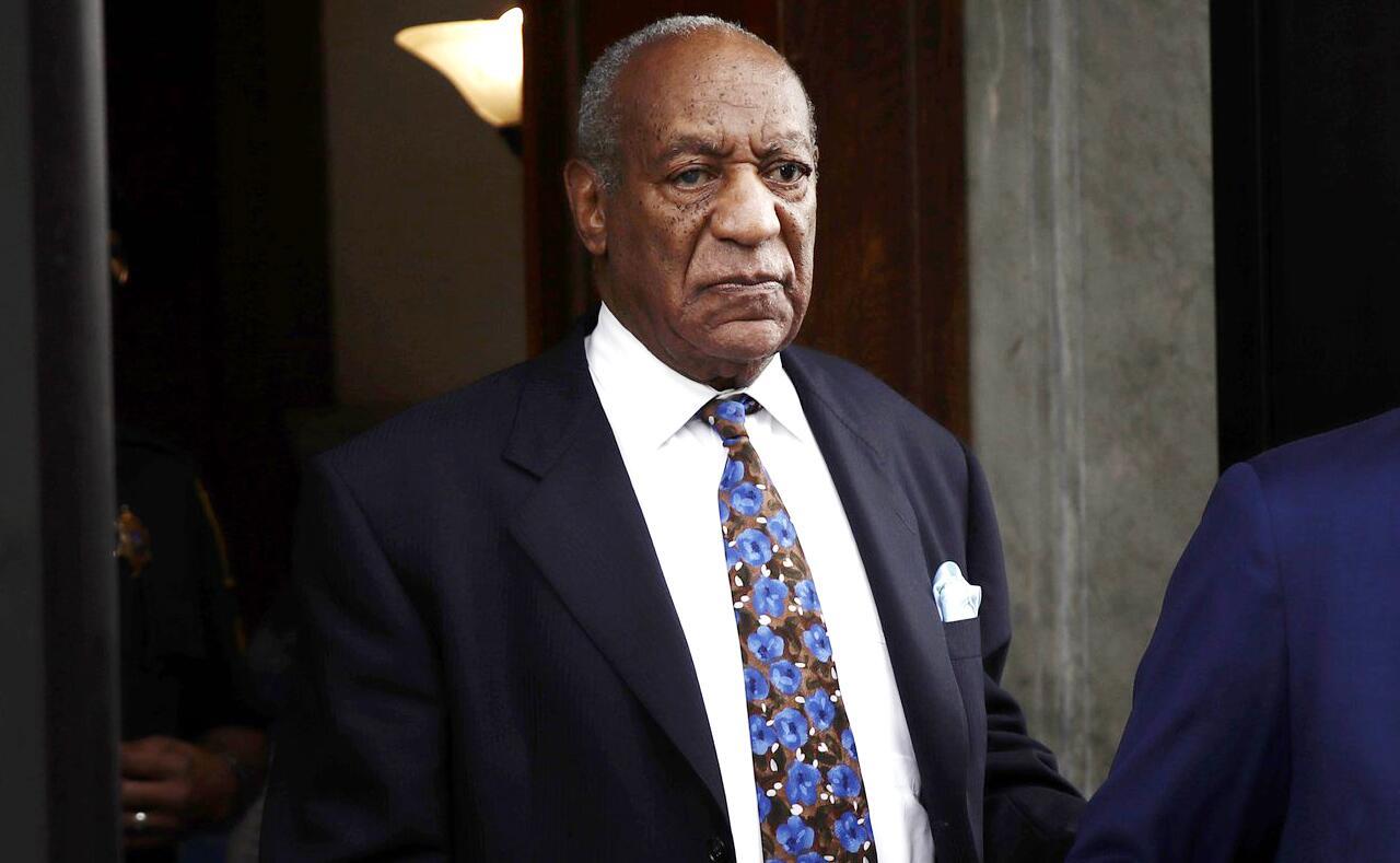 Bild zu Bill Cosby bei Anhörung