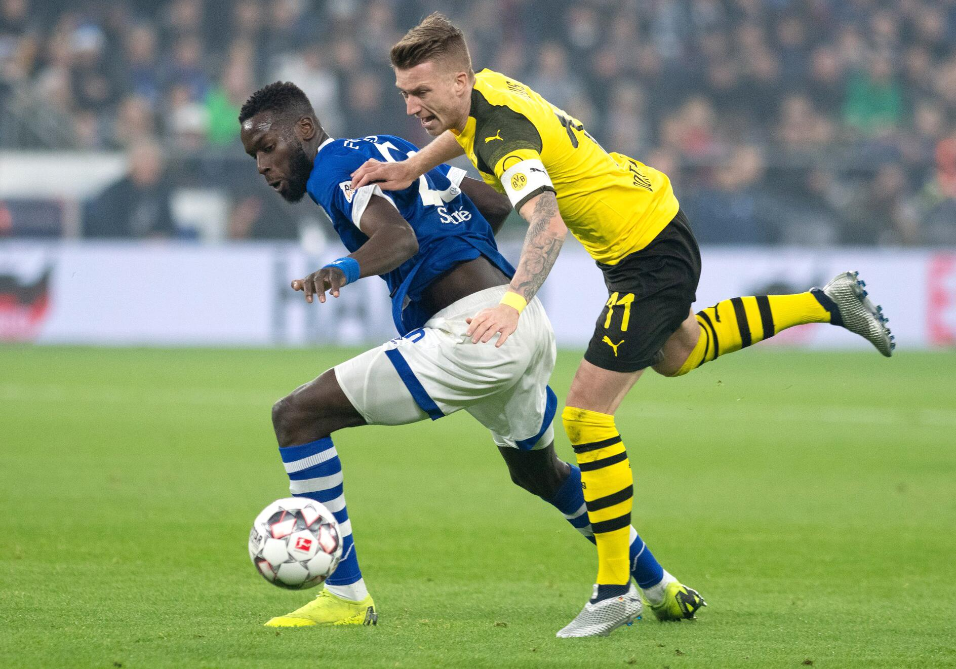 Bild zu Revierderby Dortmund - Schalke im Free-TV