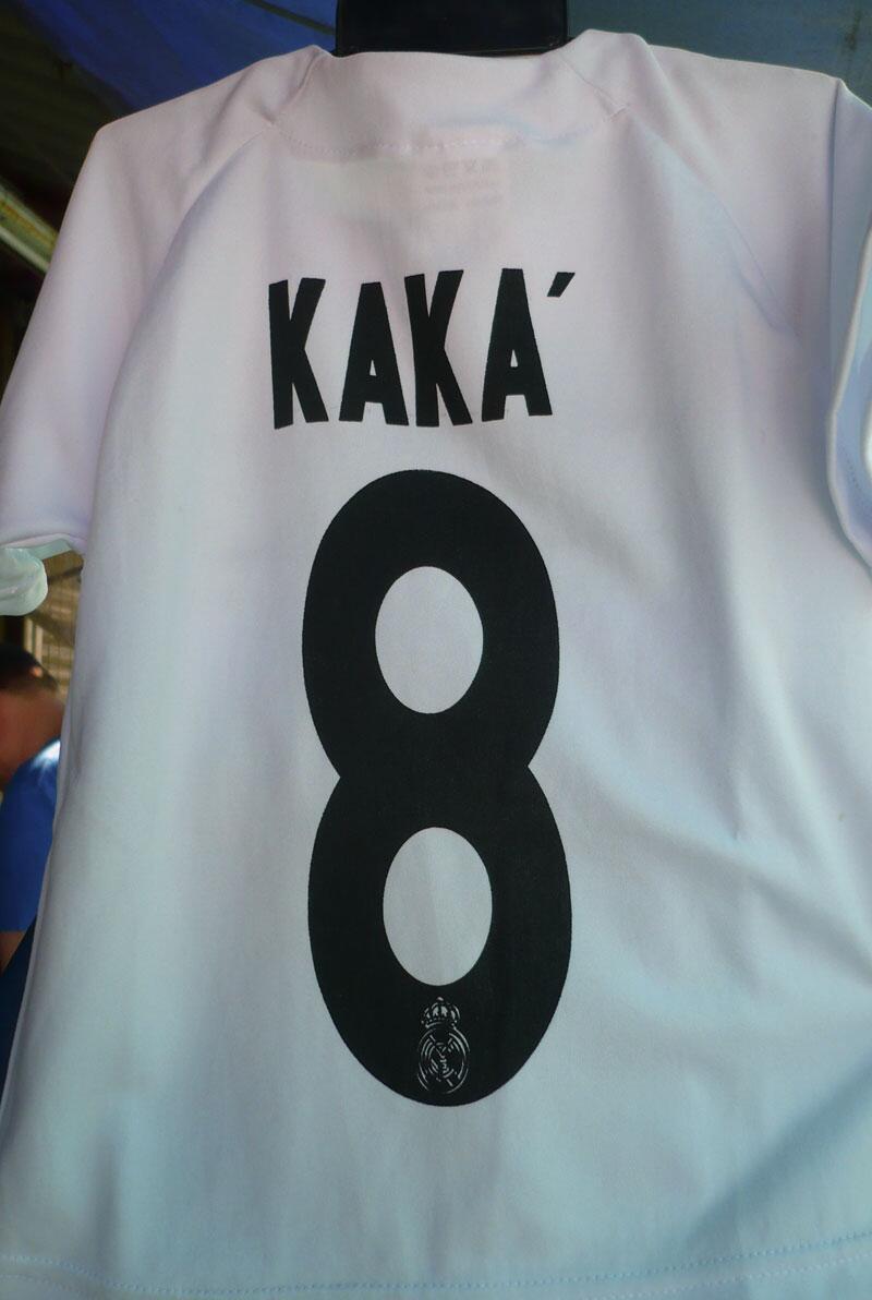 Bild zu Gefälschtes Kaká-Trikot