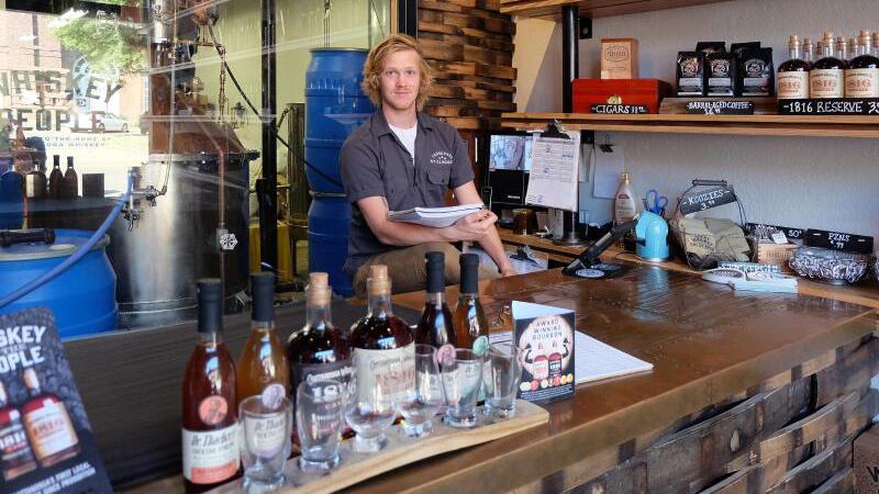 Mikro-Destille Tennessee Stillhouse