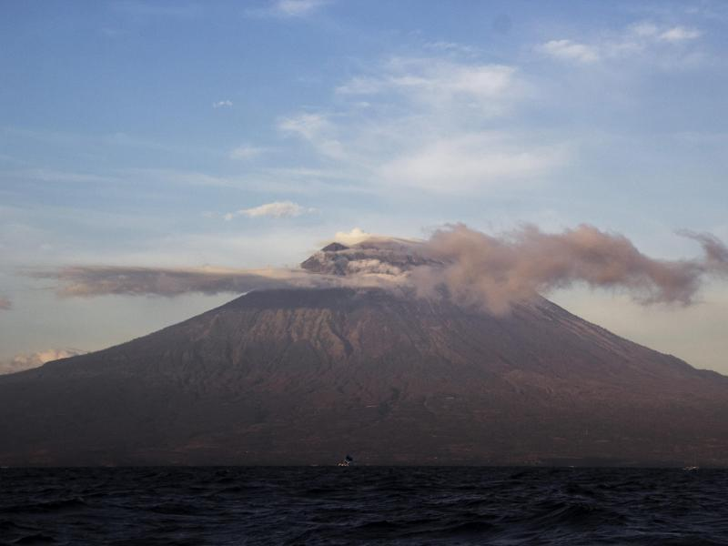Bild zu Gunung Agung
