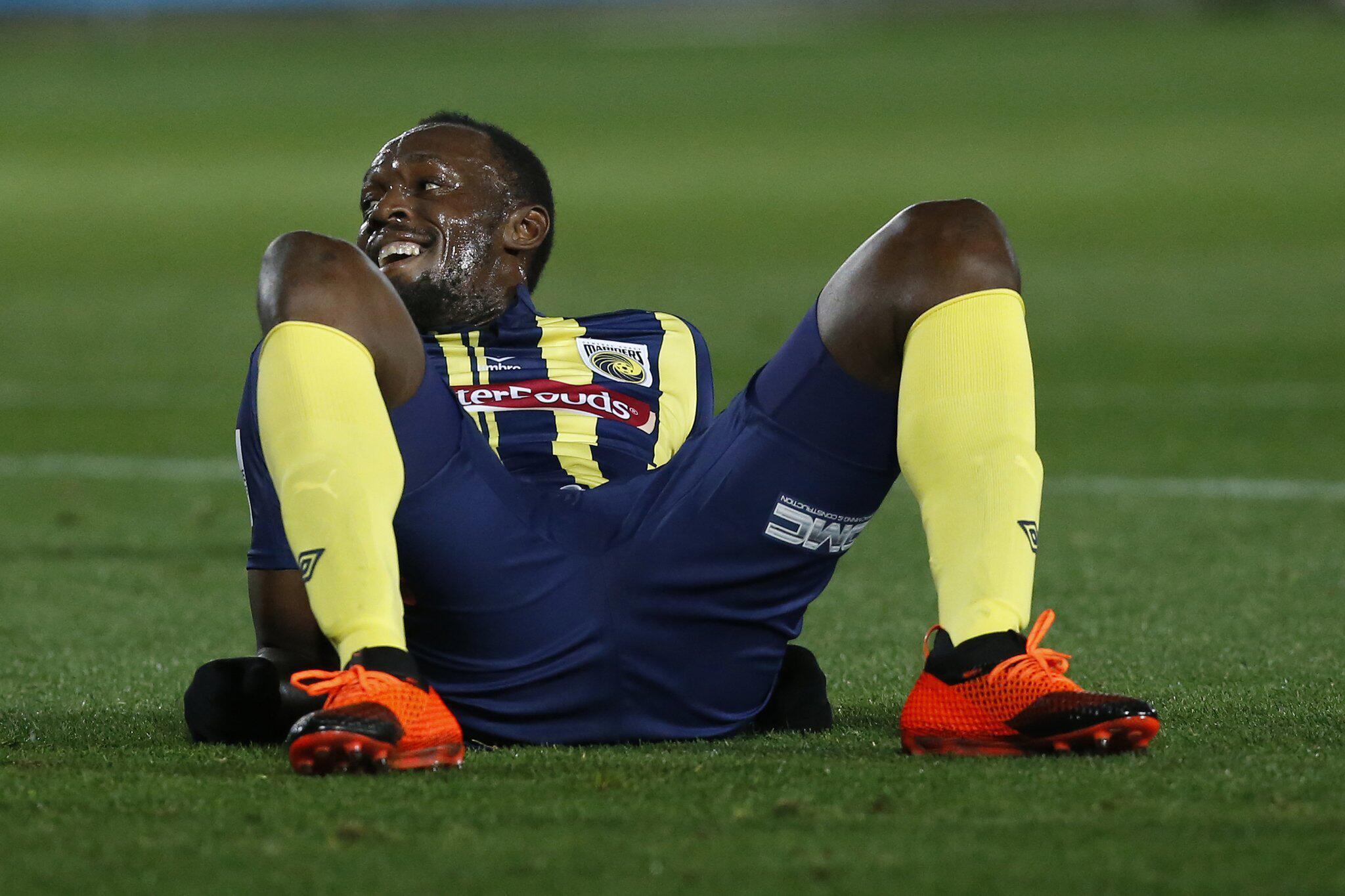 Bild zu Usain Bolt