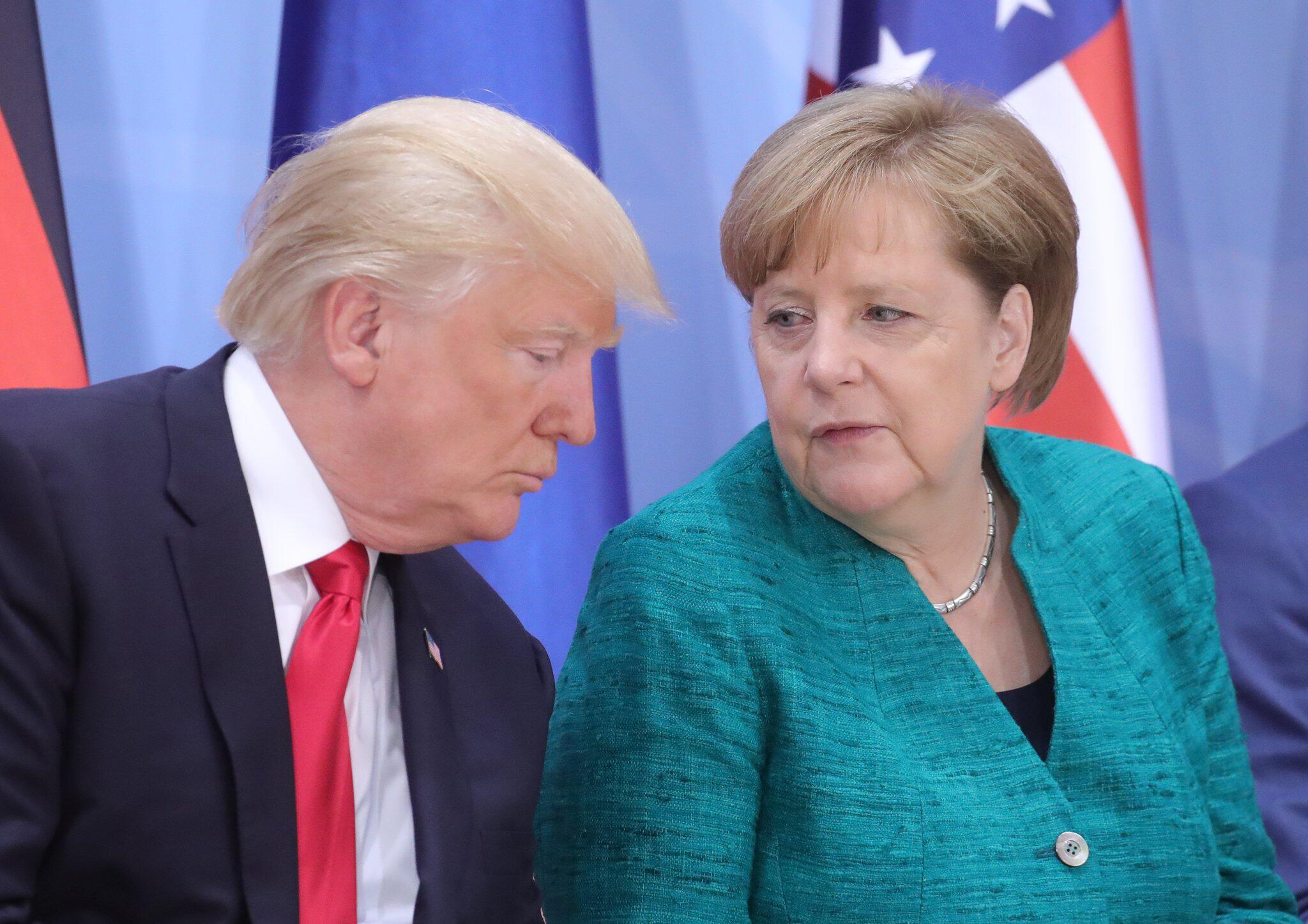 Bild zu Merkel will nicht zum G7-Gipfel in die USA fliegen