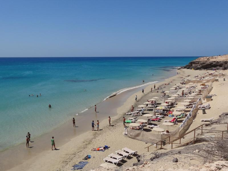 Bild zu Strand auf Fuerteventura