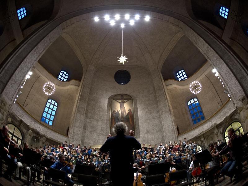 Bild zu Konzert in der Kreuzkirche