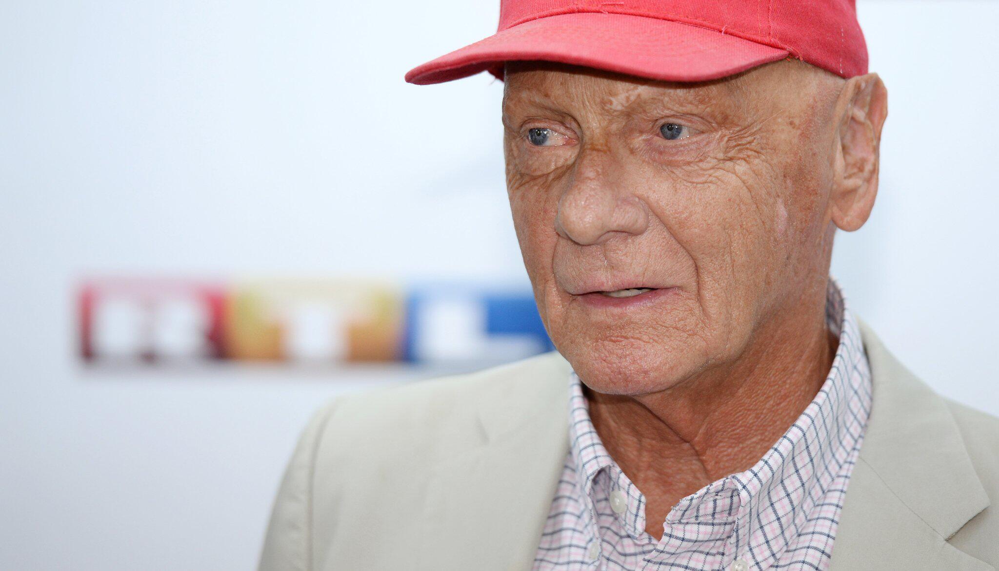 Bild zu Nominierung Deutscher Fernsehpreis: Niki Lauda