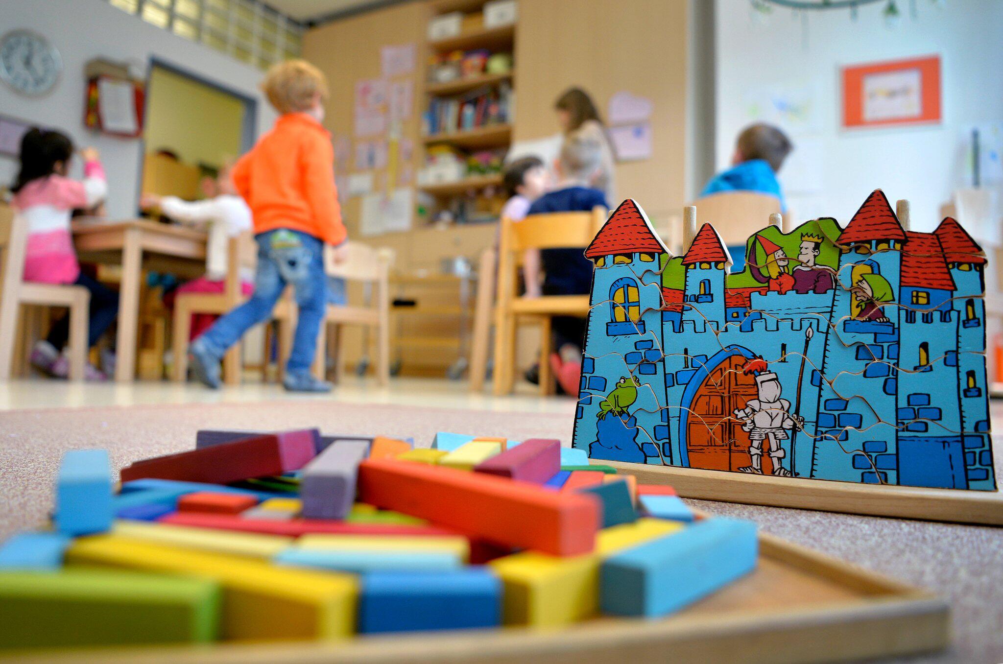 Bild zu Kindertagesstätte