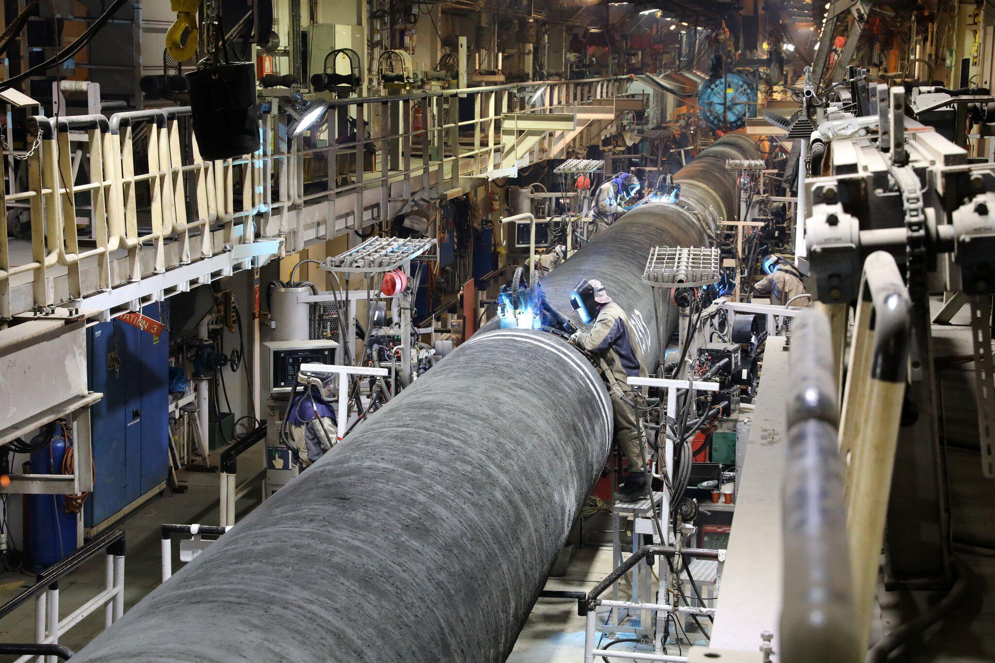 Bild zu Gas-Pipeline Nord Stream 2