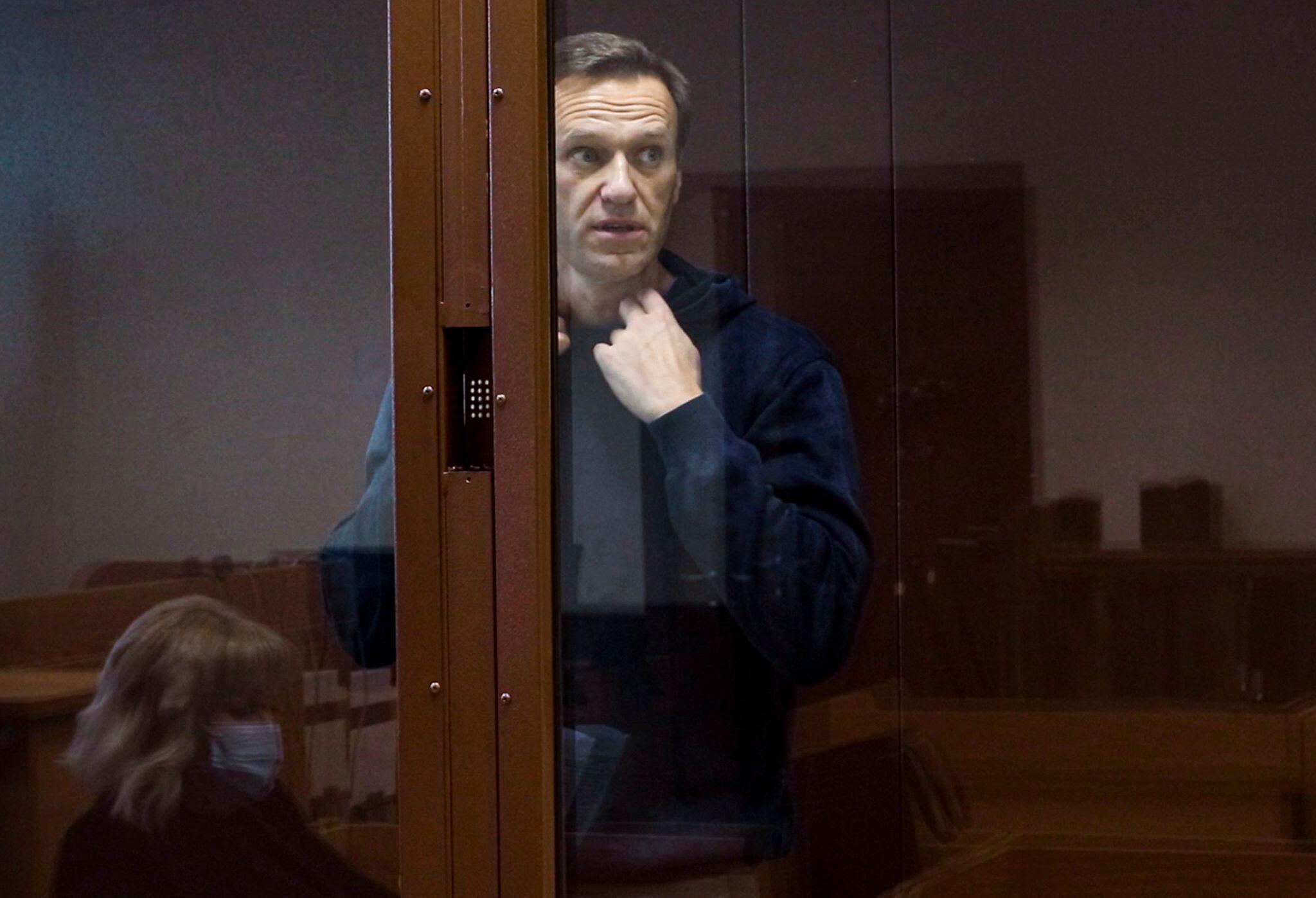 Bild zu Erneut Unklarheit über Inhaftierungsort Nawalnys