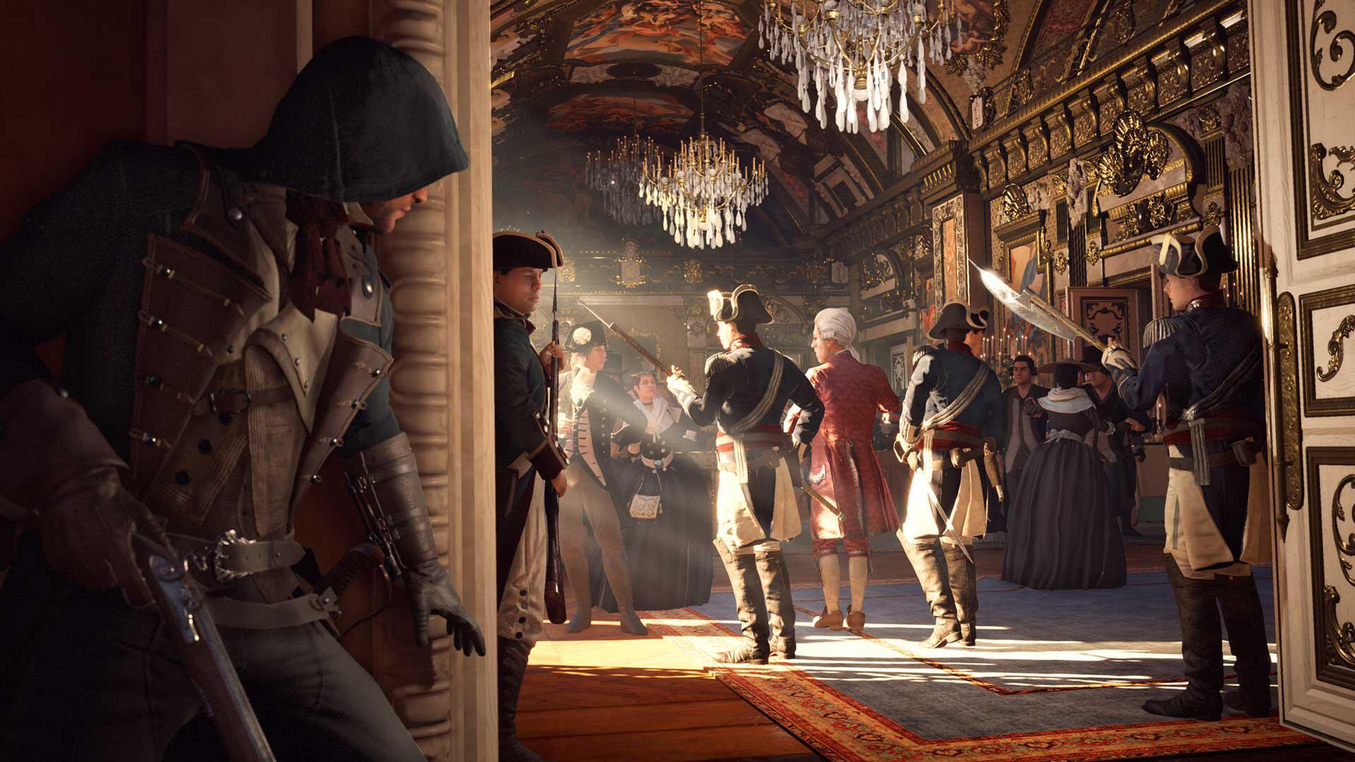 Bild zu Assassin's Creed Unity