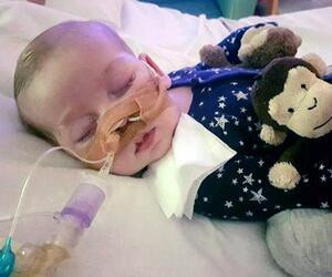 Britisches Baby Charlie gestorben