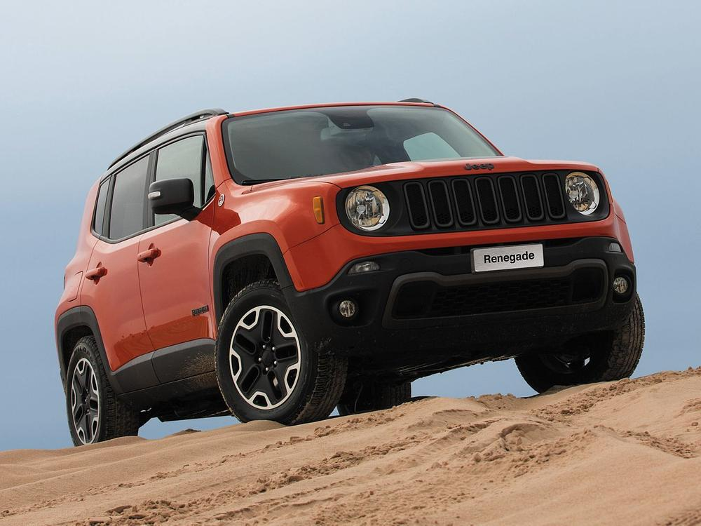 Bild zu Jeep Renegade