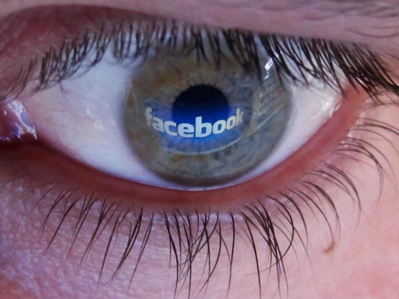 Bild zu Facebook-Gesichtserkennung