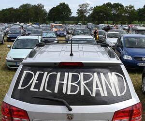 Festival Deichbrand begins