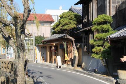 Zeitreise in Sawara