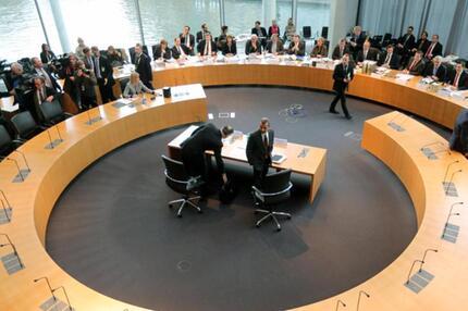 Edathy-Untersuchungsausschuss