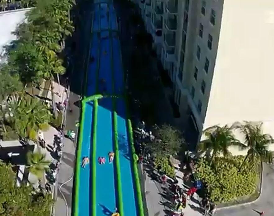 Bild zu Wasserrutsche, Florida