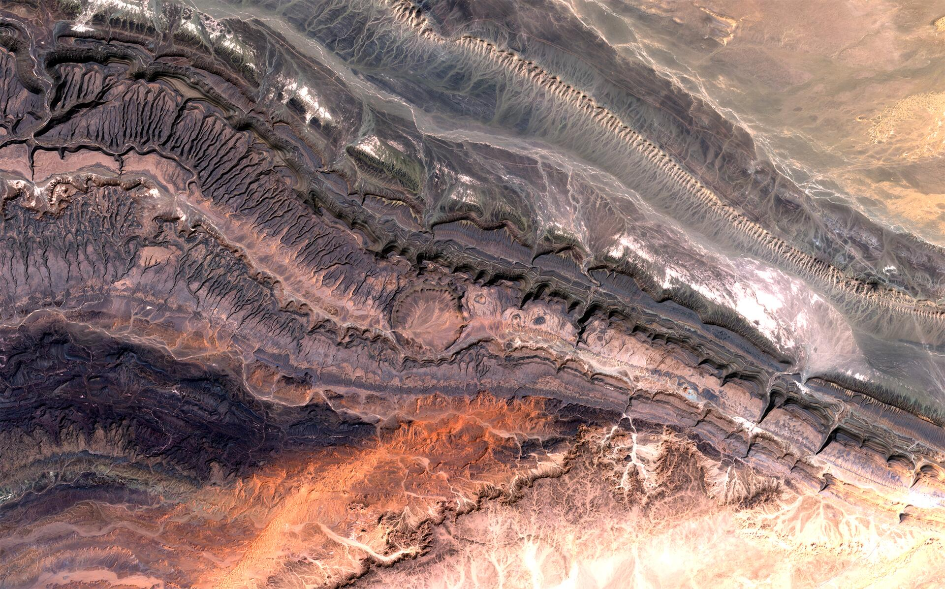 Bild zu Antiatlas-Gebirge