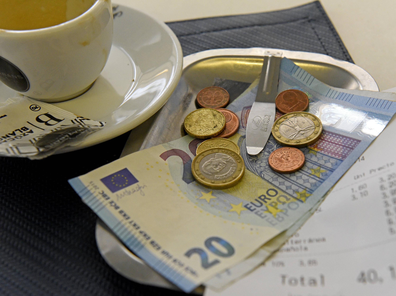 Bild zu Trinkgeld, 6400 Euro, Schweiz