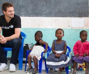 Mats Hummels, Unicef, Malawi