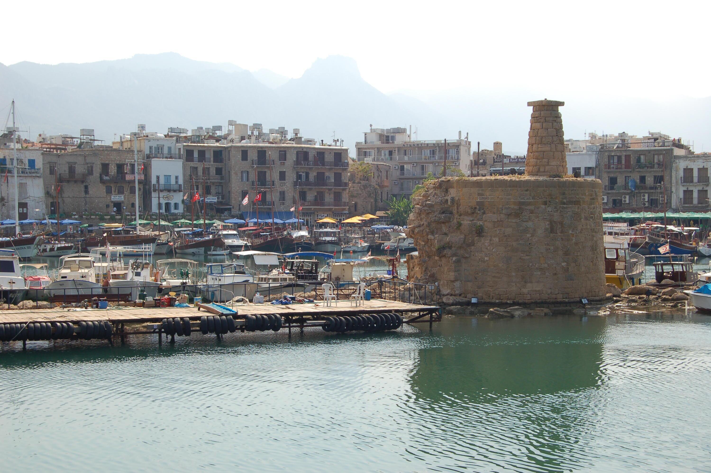 Bild zu Kyrenia/Girne in Nordzypern