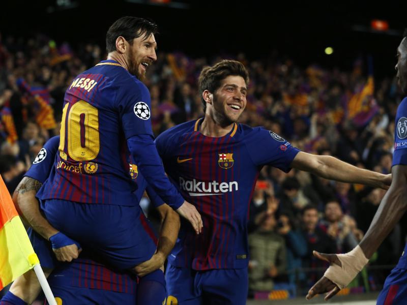 Bild zu FC Barcelona - FC Chelsea