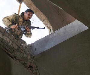 Syrien, Kämpfe, Kurden, SDF, Terror, Baghus