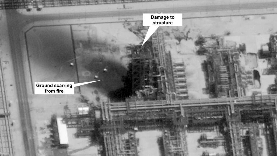 Drohnenangriffe in Saudi-Arabien