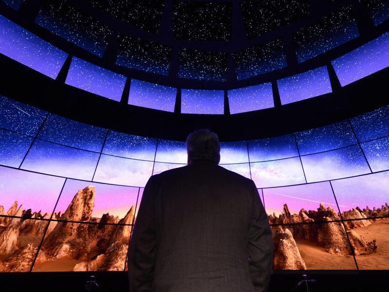 Bild zu Ultra-HD Fernseher von LG