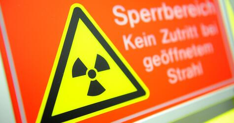 Radioaktive Spuren über Nordeuropa gemessen