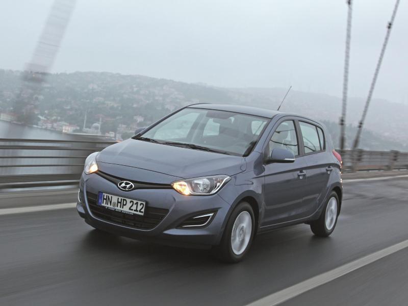 Bild zu Hyundai i20 als Gebrauchter