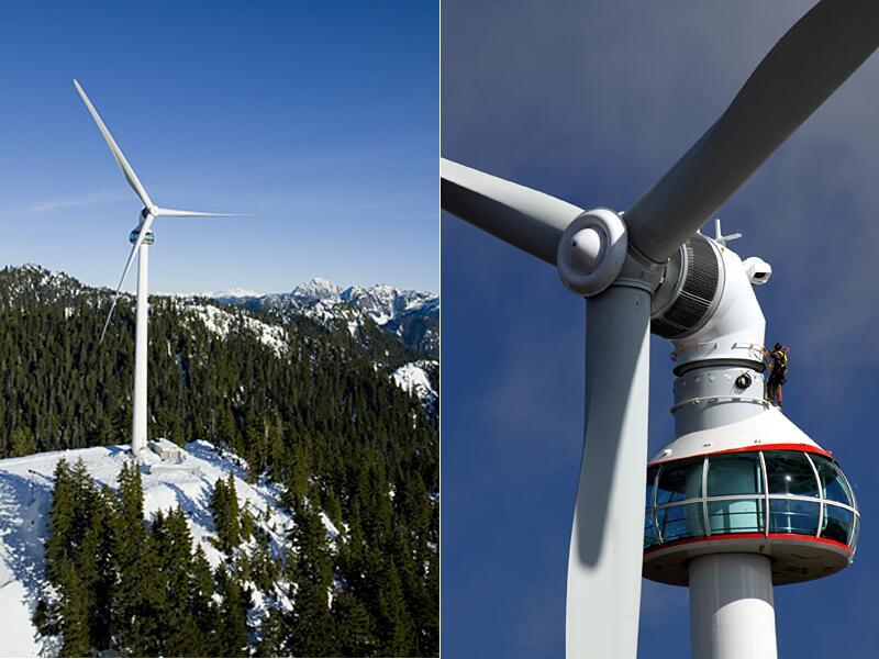 Bild zu Eye of the Wind - Leitwind