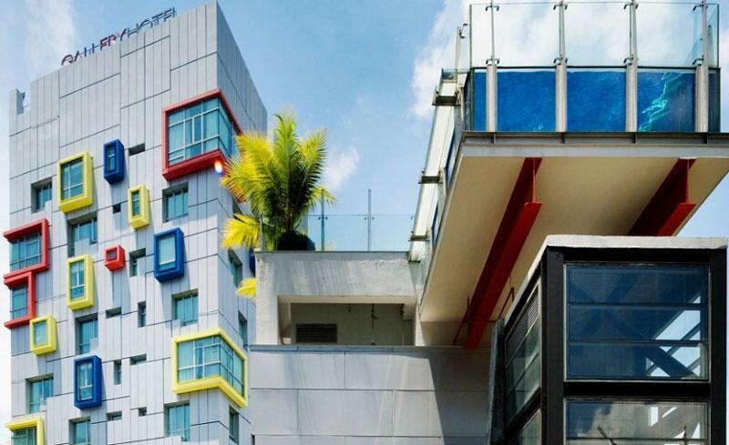 Bild zu Gallery Hotel in Singapur (Singapur)