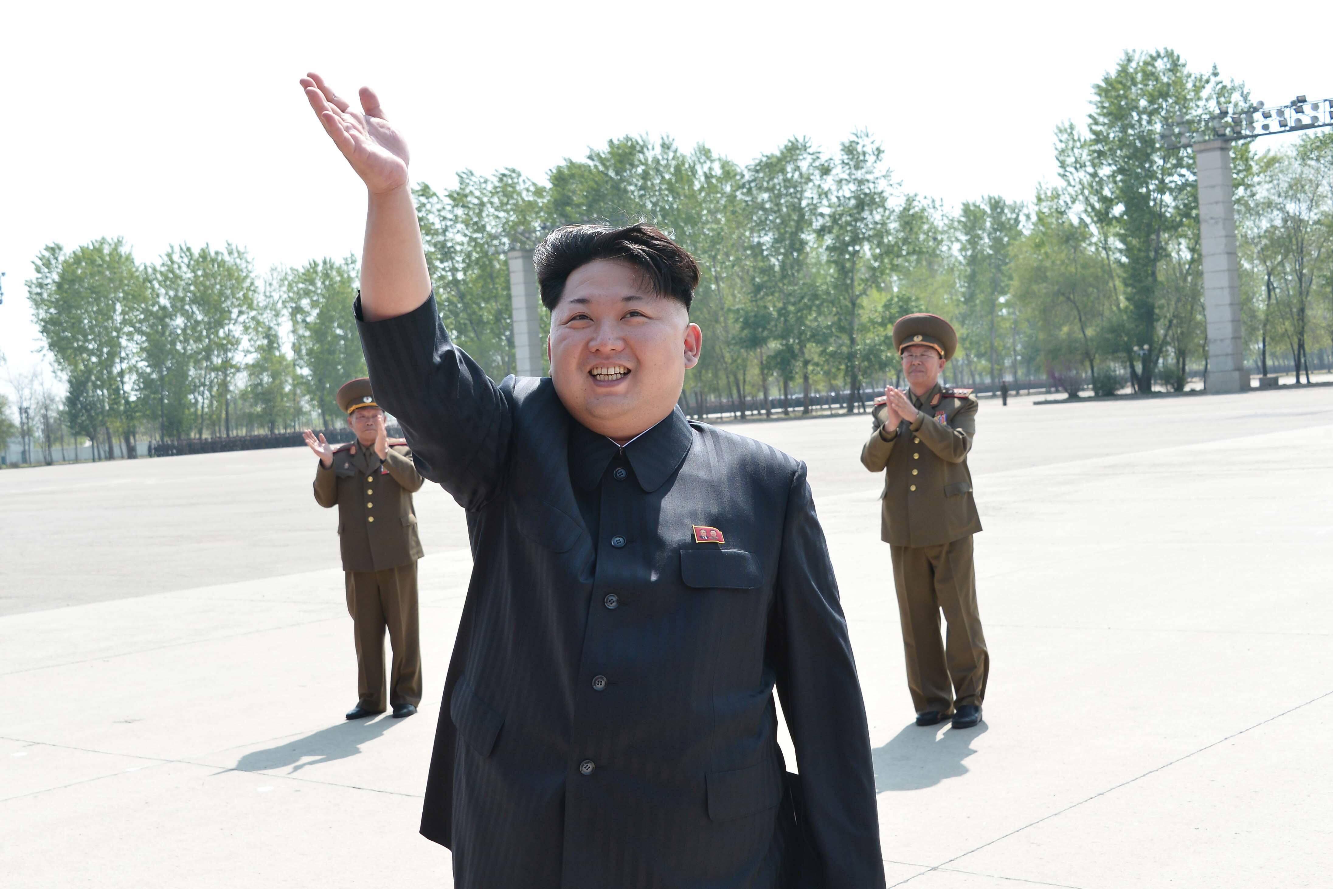 Bild zu Kim Jong Un Nordkorea