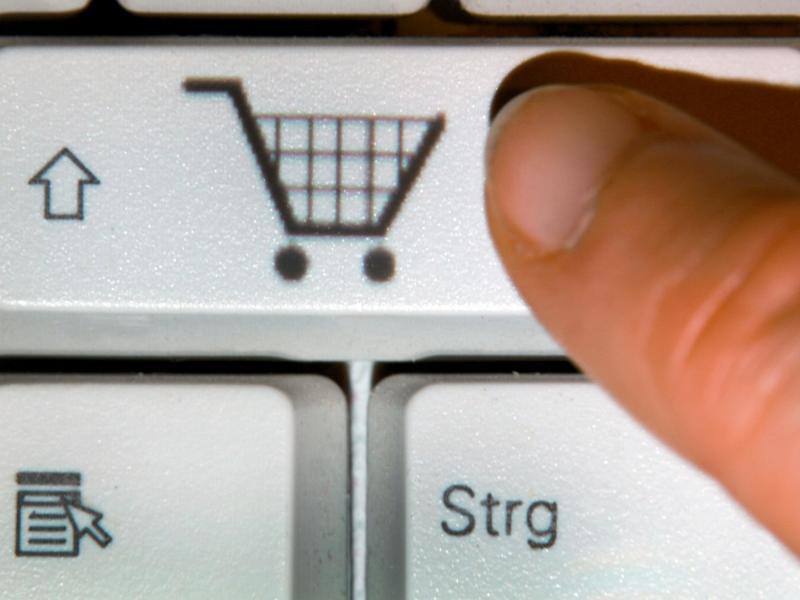 Bild zu Online-Shopping