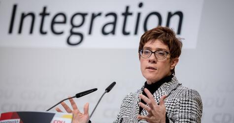 """Abschluss """"Werkstatt-Gespräch"""" der CDU"""