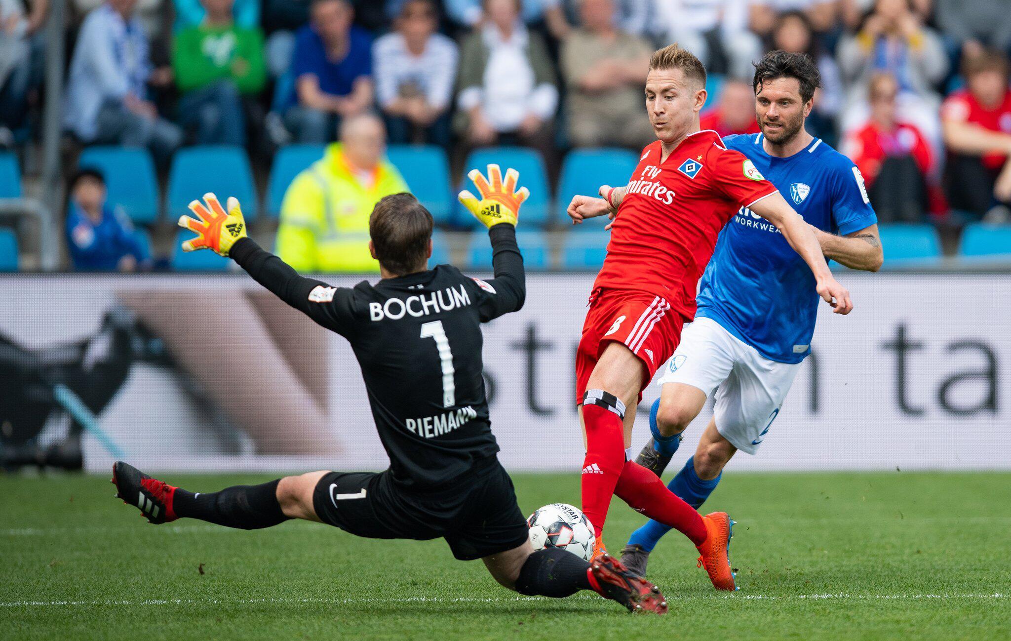 Bild zu VfL Bochum - Hamburger SV