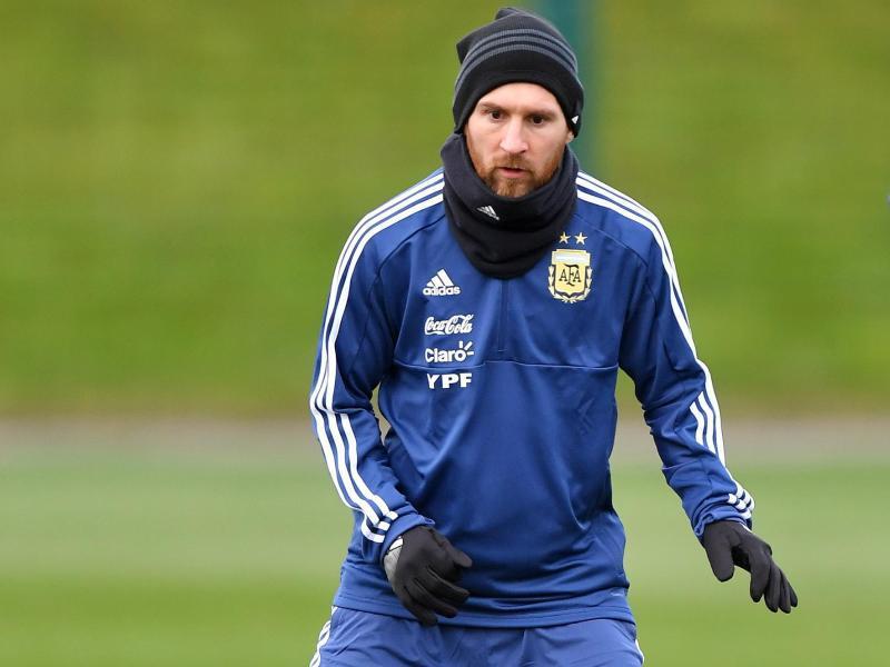 Bild zu Lionel Messi
