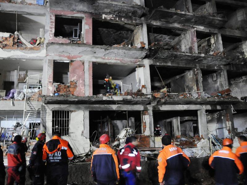 Bild zu Anschlag in der Südosttürkei